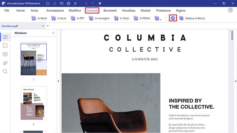 convertire bmp in documenti word