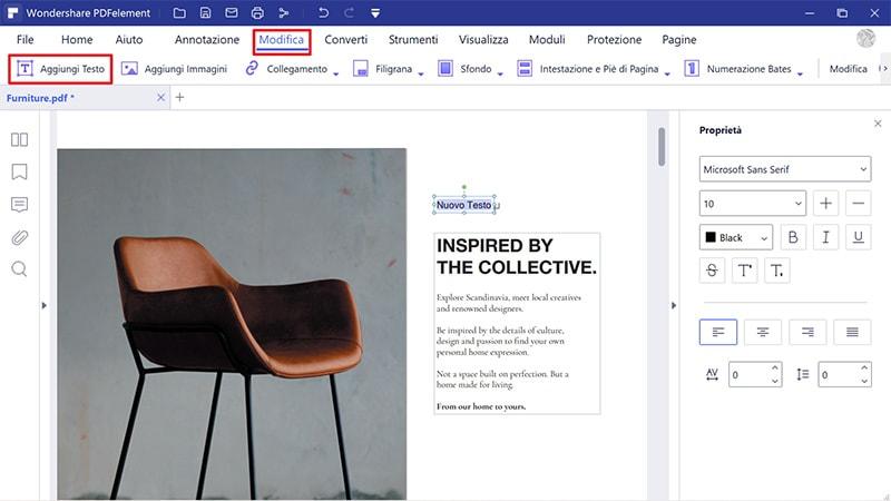 convertire powerpoint in pdf ad alta risoluzione