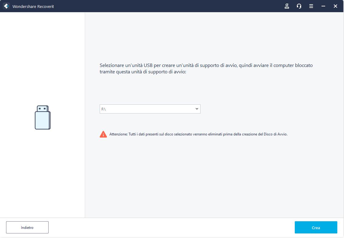 create usb bootable drive